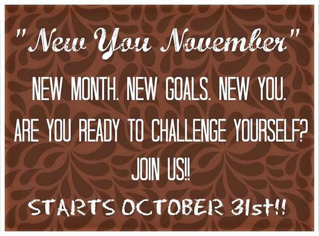 New You November